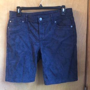 Simply Vera Vera Wang Bermuda shorts